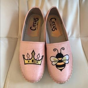 Circus by Sam Edelman Leni, Rose Queen Bee pink